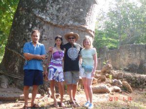 Silvia in Kenya