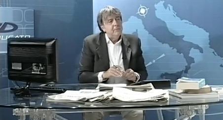 Pietro Adrasto Ferraguti, parmigiano, dirige Teleducato Parma. Ha lavorato a Rtl, collabora con la Voce, di Montanelli, da Parma