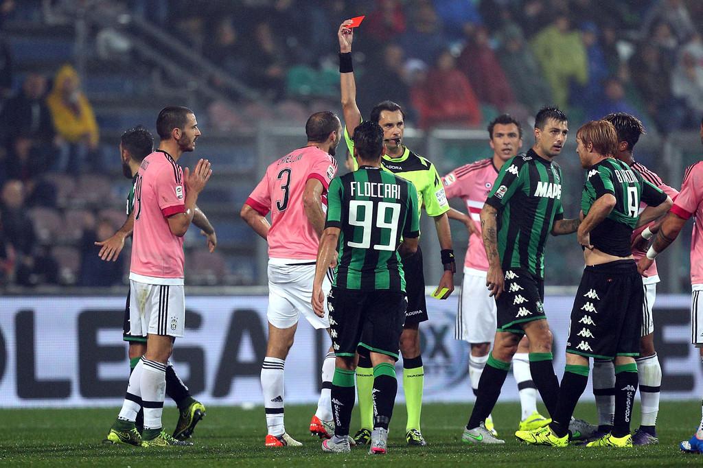 Sassuolo–Juventus: Vannizagnoli.it, Messaggero, Sassuolo, Juventus
