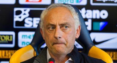 Mandorlini lascia Verona, era il fedelissimo della serie A