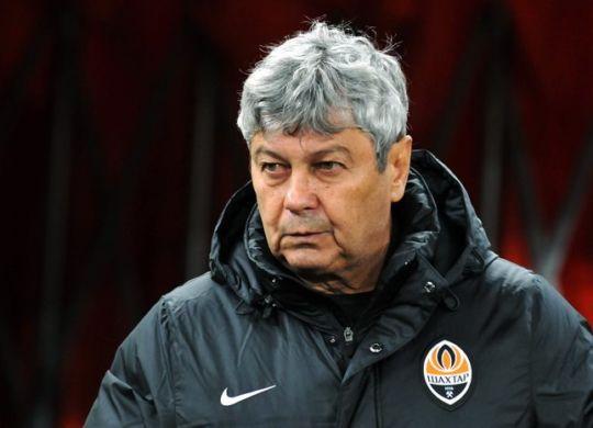 Mircea Lucescu, tecnico dello Shakhtar Donetsk
