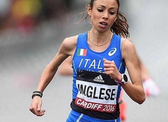 Veronica Inglese, fondista e mezzofondista italiana.