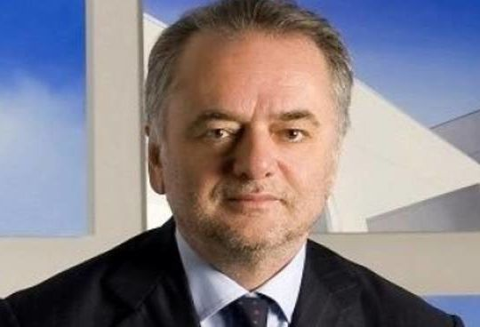 Stefano Landi proprietario della Grissin Bon