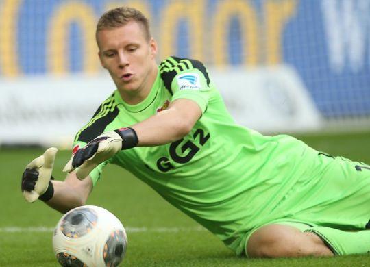 Bernd Leno, portiere del Bayer Leverkusen