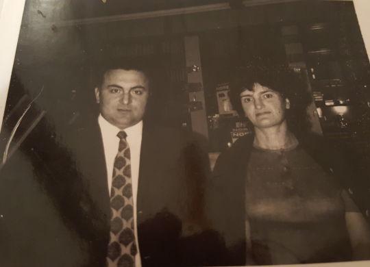 Vasco Zagnoli ed Emilde Montecchi: si sposarono nel 69, a Viano