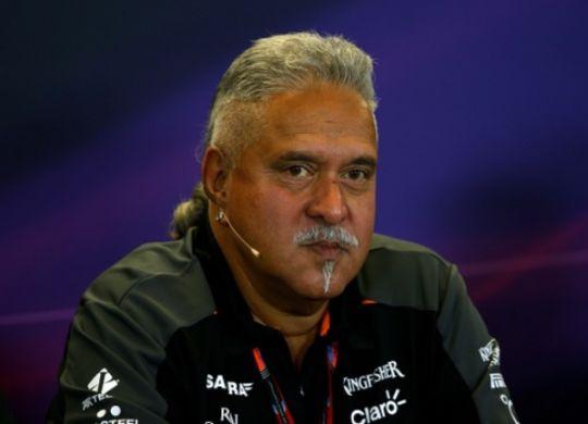 Vijay Mallya, il proprietario di Force India che è stato arrestato (sport.tiscali.it)