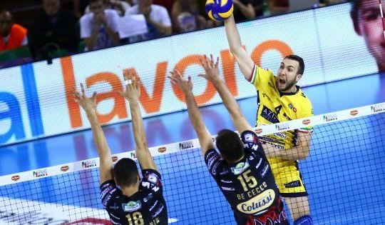 Modena e Civitanova si affrontano per la quinta volta (repubblica.it)