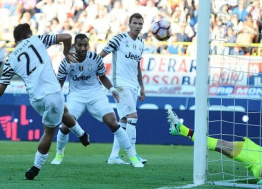 Il gol di Dybala (it.sports.yahoo.com)