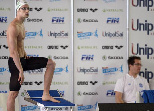 Luca Dotto (Fabio Ferrari-Lapresse)
