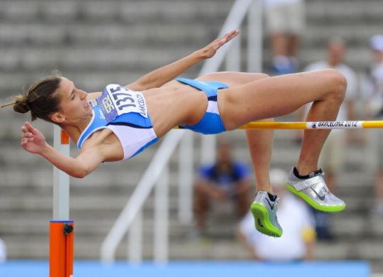 Alessia Trost (David Ramos/Getty Images)