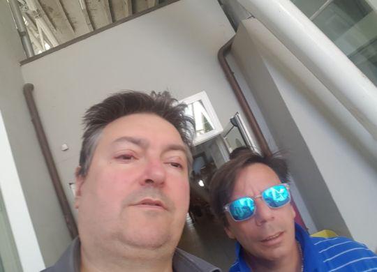 Con Eziolino Capuano