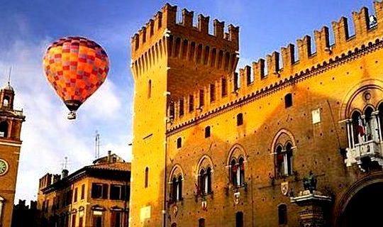 Ferrara Ballon Festival (viaggi.excite.it)
