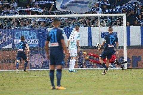 Ghoulam ha risolto la partita per il Napoli (ilmessaggero.it)