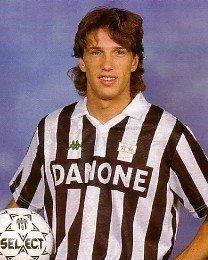 Gianluca Francesconi quando giocava nella Juve (tuttojuve.com)