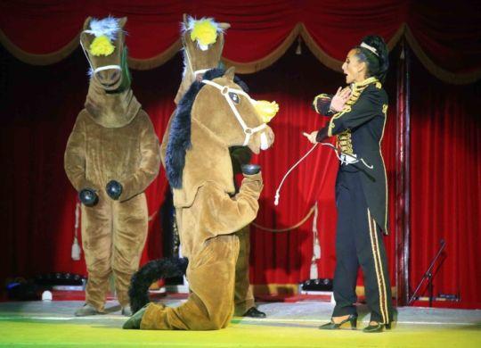 Il circo di nando Orfei ha fatto tappa a Reggio (gazzettadireggio.gelocal.it)