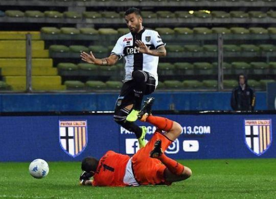 Roberto Insigne ha segnato oggi il quarto gol in stagione (imnaples.it)