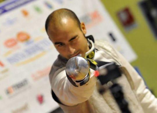 Alessio Foconi terzo nel Grand Prix di fioretto a Torino (snapitaly.it)