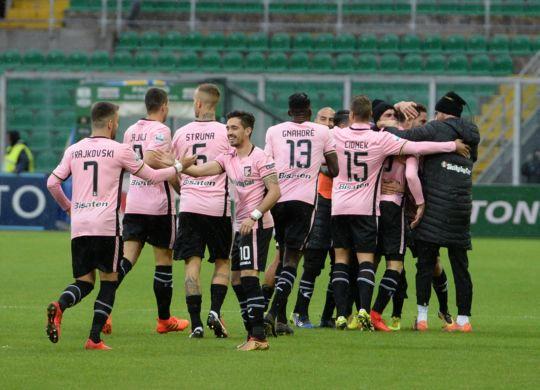 Il Palermo è campione d'inverno (ilovepalermocalcio.it)