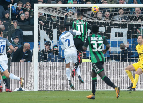 Il gol di Falcinelli (news.superscommesse.it)
