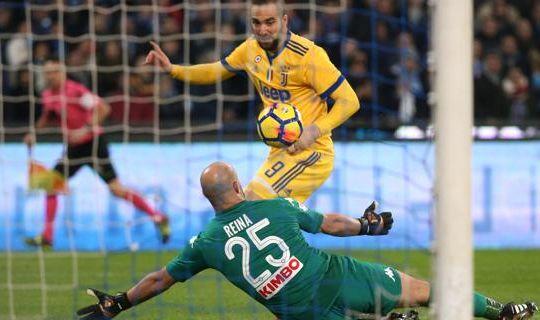 Il gol di Higuain (ilsecoloxix.it)