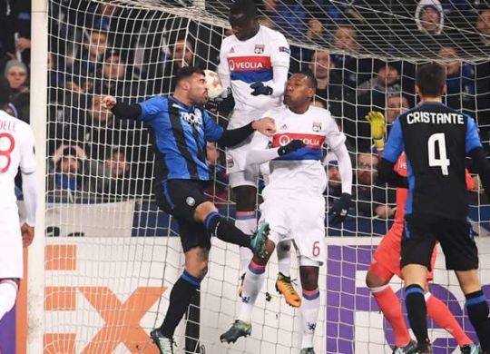 Il gol di Petagna (goal.com)