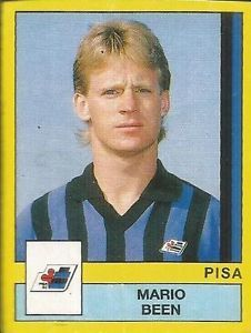 Mario Been ex del Pisa e del Feyenoord (ebay.it)
