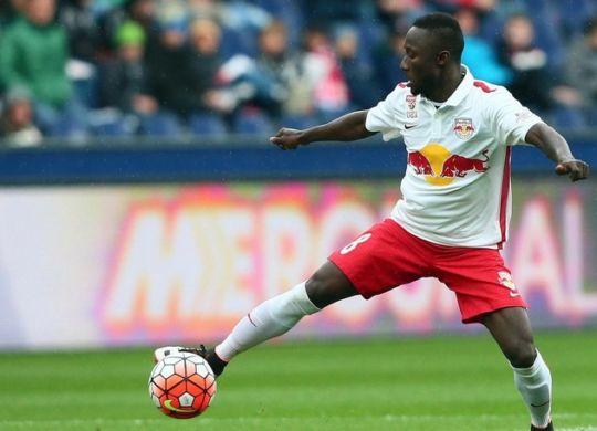 Naby Keita guineano centrocampista del Lipsia (corrieredellosport.it)