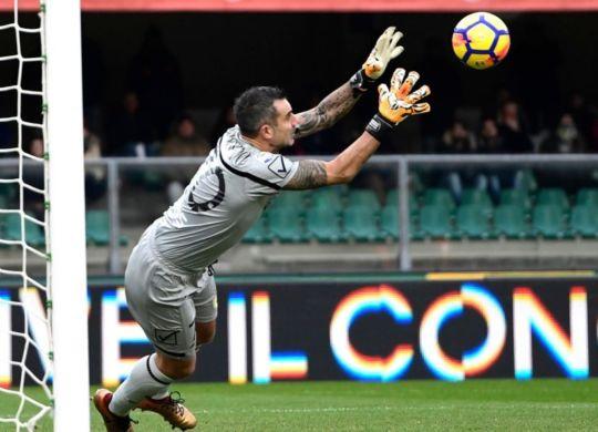 Sorrentino blocca la Roma (it.eurosport.com)