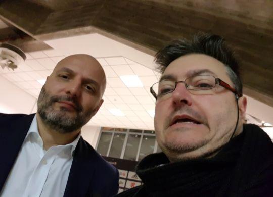 Con Djordjevic, ct della Serbia, mancato ct azzurro