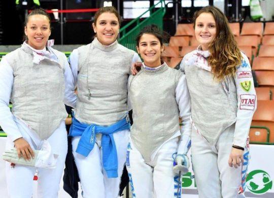 Il quartetto azzurro (oasport.it)