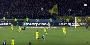 La gamba tesa dell'arbitro Chapron (rainews.it)