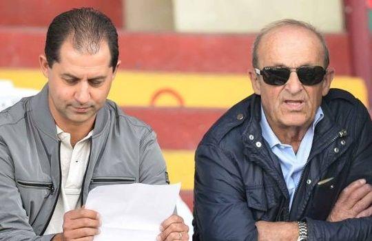 Simone Colombarini con il papà Francesco (ilrestodelcarlino.it)