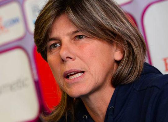Milena Bertolini ct della nazionale di calcio femminile (calciofemminileitaliano.it)