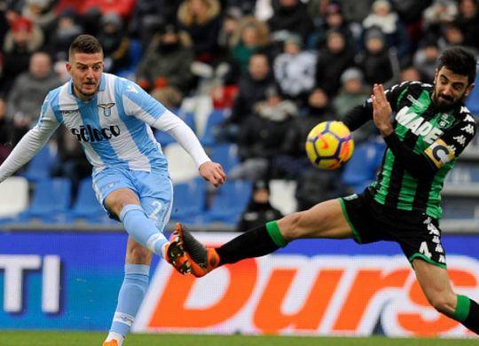 Capitan magnanelli è stato sostituito da Sensi al 39' del secondo tempo (sport.virgilio.it)