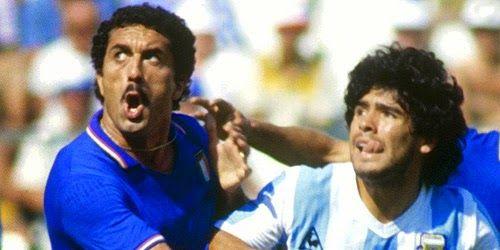 Claudio Gentile quando marcava Maradona (calciovecchio.altervista.org)