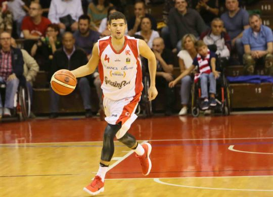 Federico Mussini (pallacanestroreggiana.it)