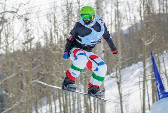 Manuel Pozzerle è fra i favoriti nello snowboard (sportmediaset.mediaset.it)