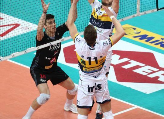 Modena è in semifinale (legavolley.it)