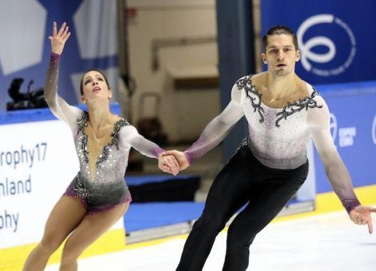 Nicole Della Monica e Matteo Guarise (sportface.it/Wilma Alberti)