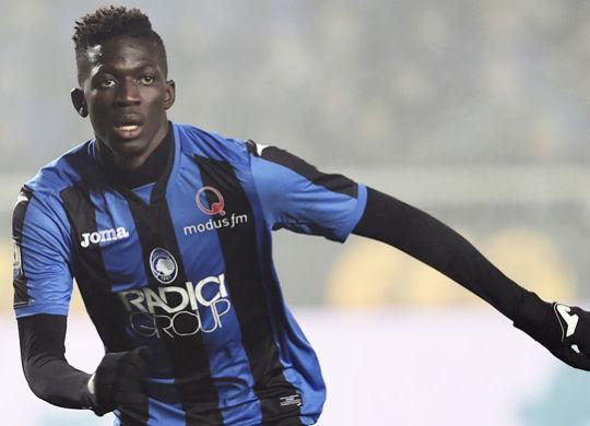 Musa Barrow attaccante dell'Atalanta (calcionews24.com)