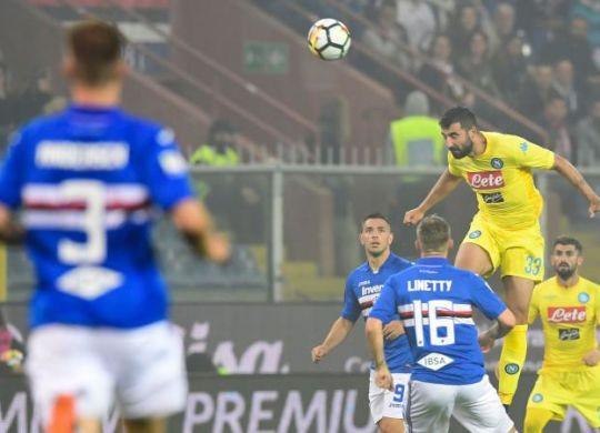 Raul Albiol ha segnato di testa (calciomercato.com)