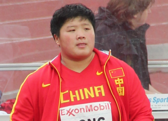 Lijiao Gong (sportface.it)