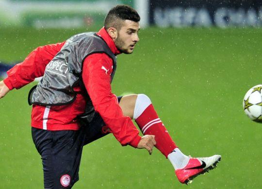 Charalampos Lykogiannīs difensore del Cagliari (goal.com)