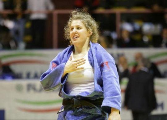 Giorgia Stangherlin (it.eurosport.com)