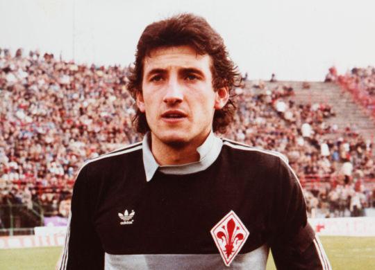 Giovanni Galli con la maglia della Fiorentina (brividosportivo.it/Gianluca Moggi/Massimo Sestini)