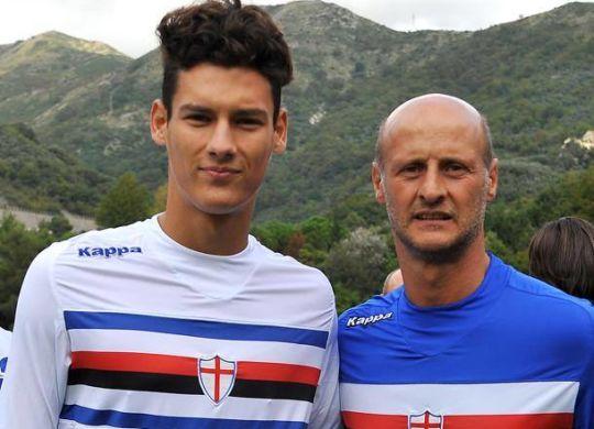 Mattia e Attilio Lombardo (tuttoreggiana.com)