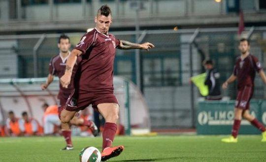 Paolo Bartolomei centrocampista del Cittadella (tg24.info)