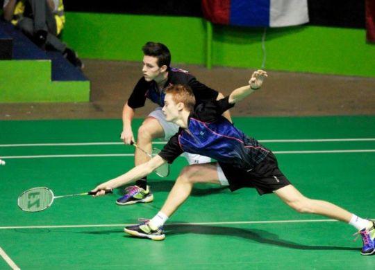 La coppia Strobl Osele bronzo nel badminton (oasport.it)