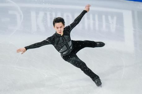 Denis Ten (ansa.it/epa)