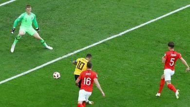 Meunier e Hazard hanno segnato le due reti per il Belgio (repubblica.it)